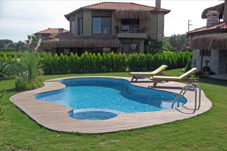 Les avantages de la piscine creusée