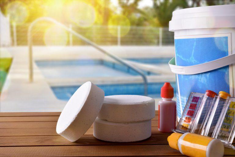 Quel dosage pour les produits d'entretien de piscine ?