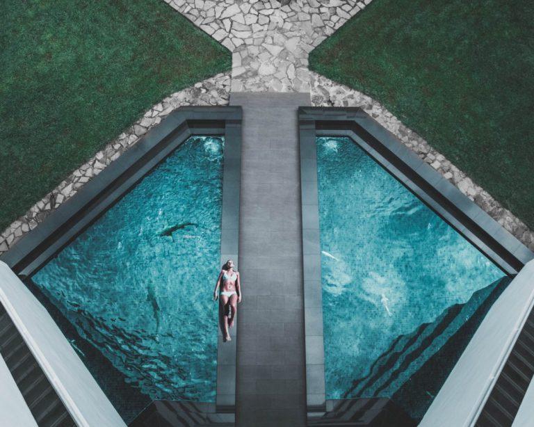 piscine solaire