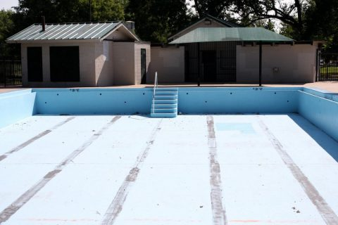 résine piscine