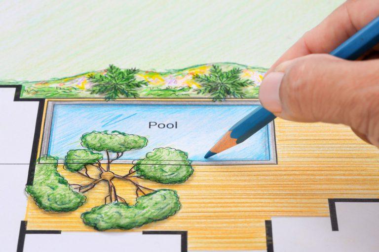 Changer l'aménagement de votre piscine