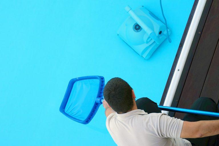 Réparation des équipements de piscine