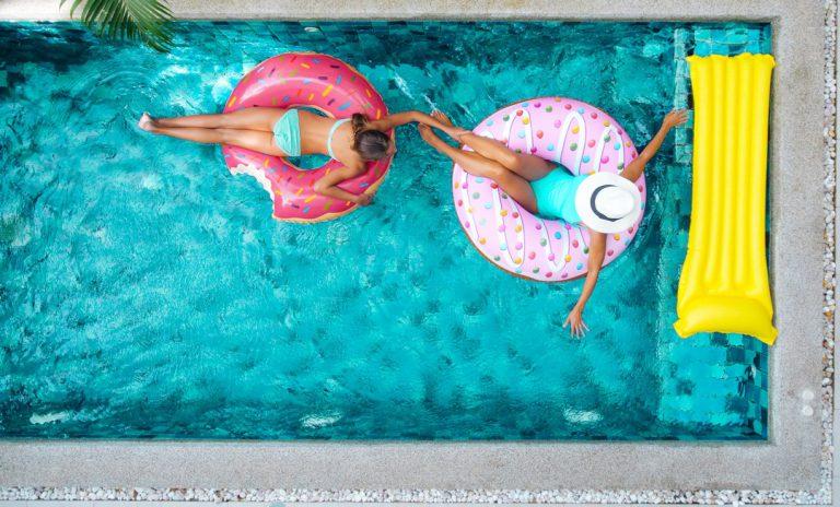 matériaux piscine