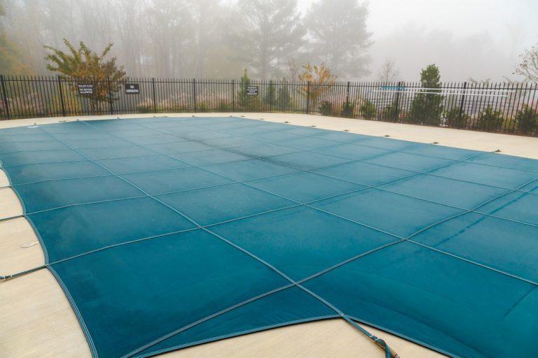 Ranger sa piscine en hiver : conseils